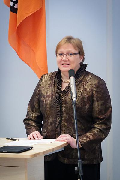 Suurtapahtumat ovat tärkeitä Kuopion kaupungin, mutta myös koko Pohjois-Savon näkyvyydelle, Kuopion kaupungin tapahtumajohtaja Jaana Vasankari totesi.