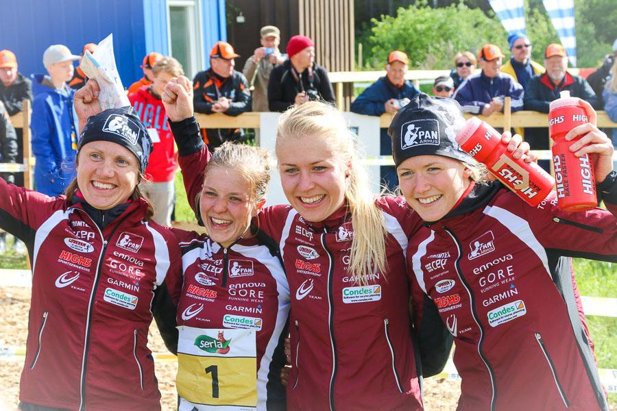 Всем радостный привет из Дании!