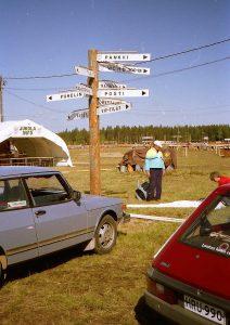 Jukola 1987, Hollola