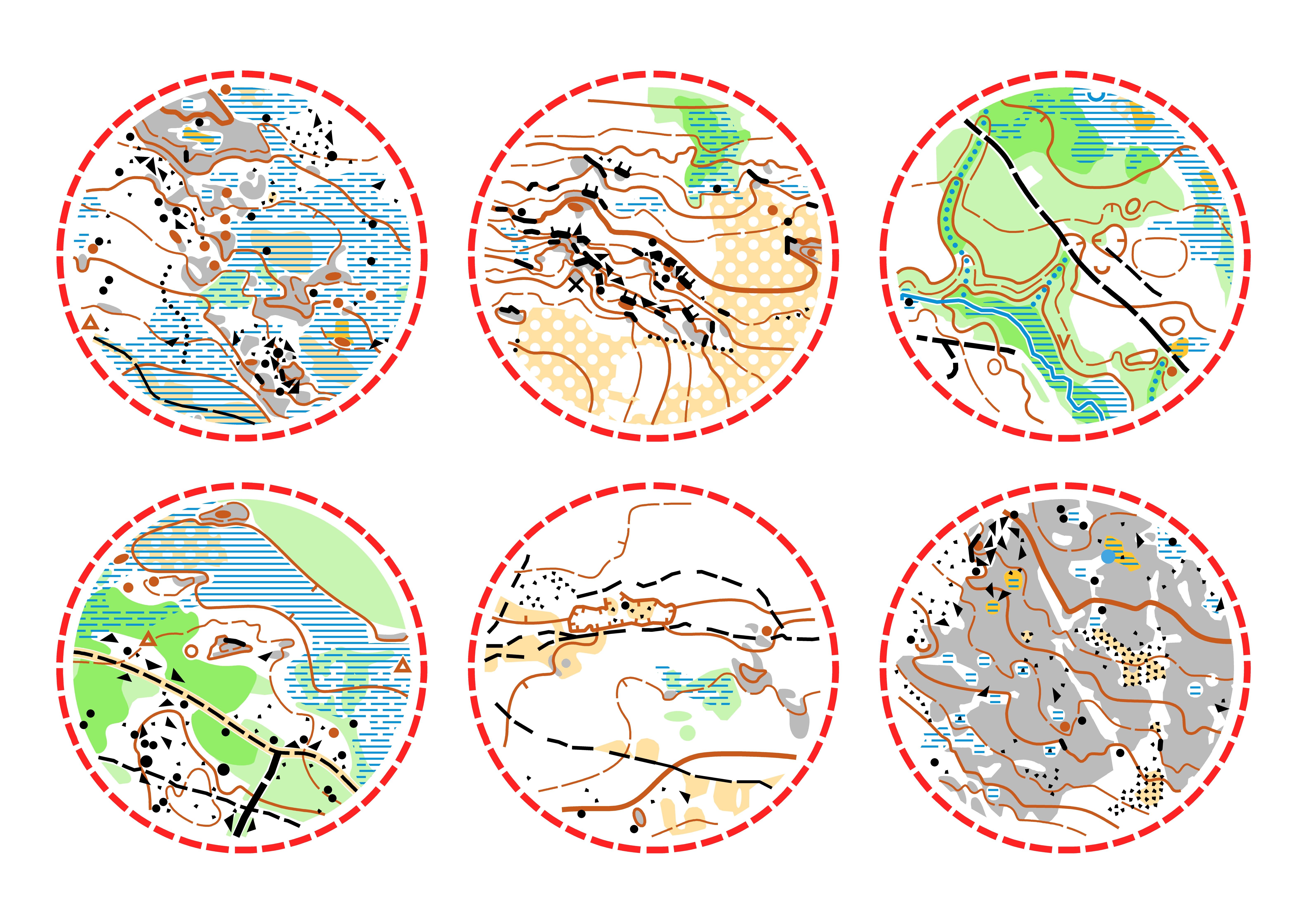 Maasto Ja Kartta Napapiiri Jukola 2020