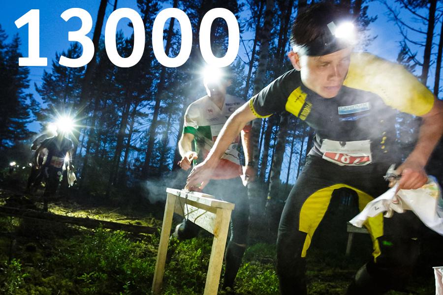 Maanantaina klo 22:58   Kuopio-Jukola 2014